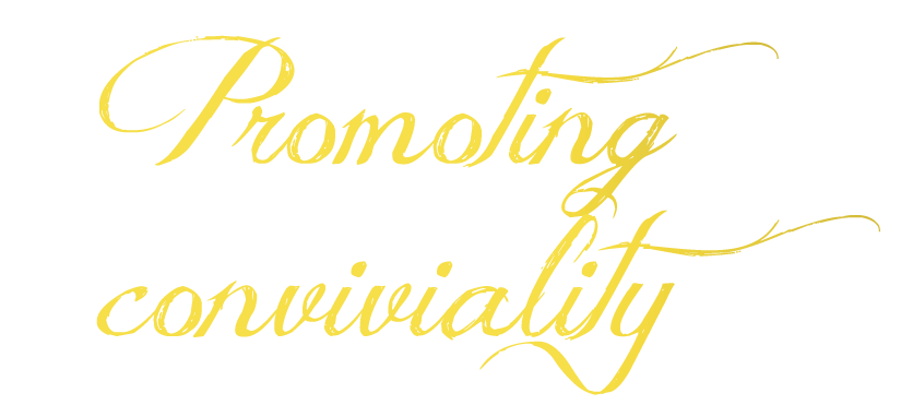 promoting conviviality
